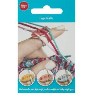 Δαχτυλήθρα πλεξίματος σετ-Boye | The Knitting Club